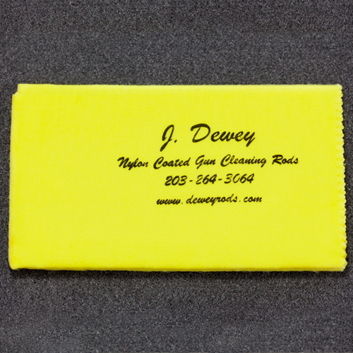"GC-1 12"" x 16"" Silicone Wiping Cloth"